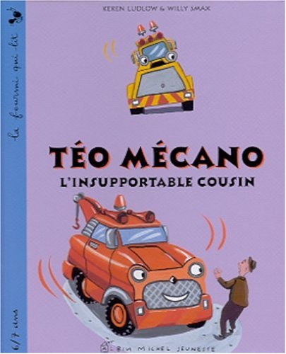 9782226119551: Téo Mécano : L'Insupportable cousin