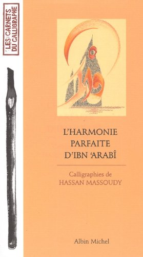 9782226119872: L'Harmonie parfaite d'Ibn 'Arabi