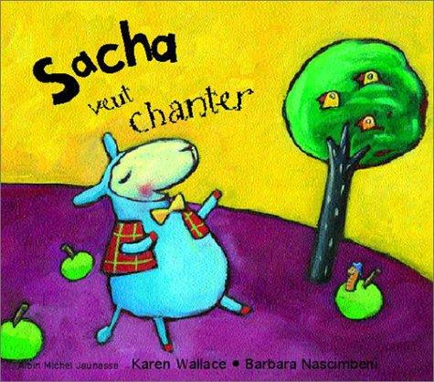 9782226119933: Sacha veut chanter