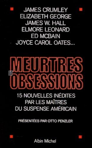 9782226121189: Meurtres et obsessions
