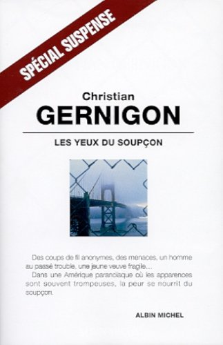 9782226127440: Yeux Du Soupcon (Les) (Collections Litterature) (English and French Edition)