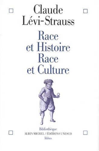 9782226130112: Race et Histoire Race et Culture (Bibliothèque Idées)