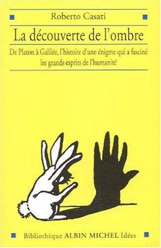 9782226130754: Decouverte de L'Ombre (La) (Collections Sciences - Sciences Humaines) (French Edition)