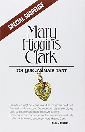9782226133038: Toi Que J'Aimais Tant (Collections Litterature) (French Edition)