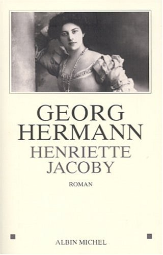 9782226133045: Henriette Jacoby (Collections Litterature) (French Edition)