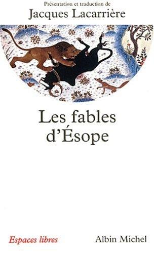 9782226136336: Les Fables d'Esope
