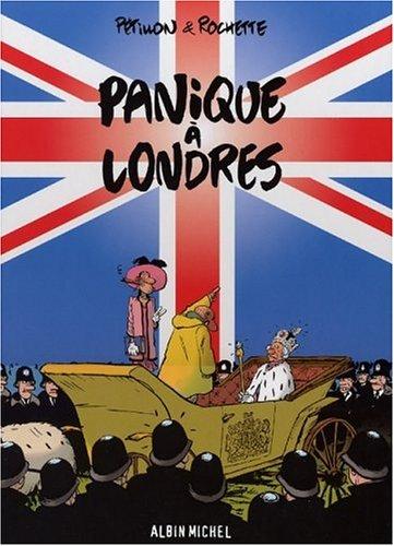 PANIQUE À LONDRES: P�TILLON REN�