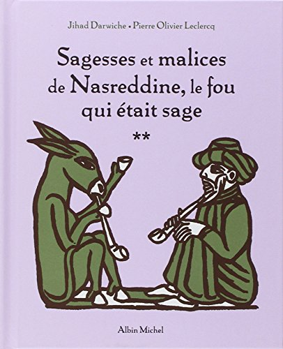 9782226140272: Sagesses Et Malices de Nasreddine Tome 2 (French Edition)