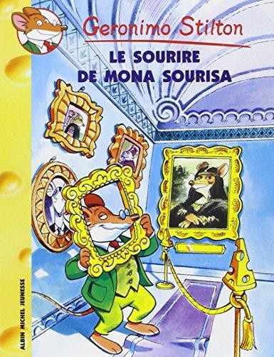 9782226140418: Le Sourire de Mona Sourisa N1 (Geronimo Stilton) (French Edition)