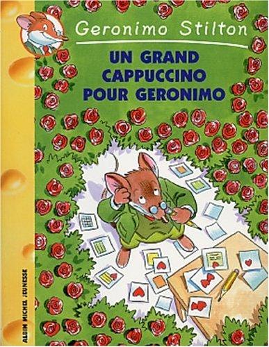 Un grand cappuccino pour Geronimo - N° 5: Stilton, Geronimo
