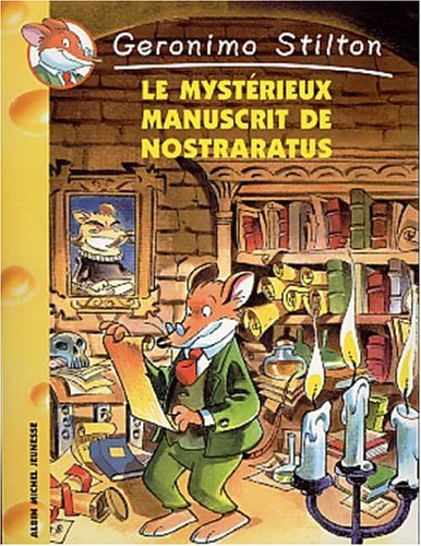 9782226140609: Le Mysterieux Manuscrit de Nostraratus N4 (French Edition)