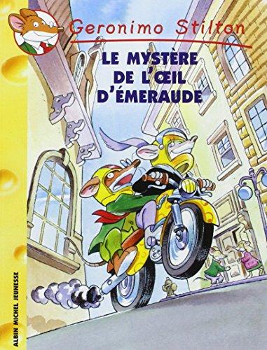 9782226140678: Le Myst�re de l'oeil d'Emeraude - Laur�at du Comit� des mamans hiver 2004 (6-9 ans)