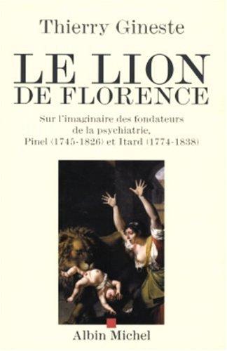 9782226142474: Lion de Florence (Le) (Collections Sciences - Sciences Humaines) (French Edition)