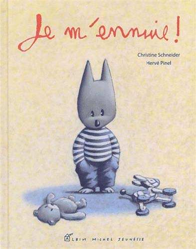 9782226143501: Je m'ennuie ! (French Edition)