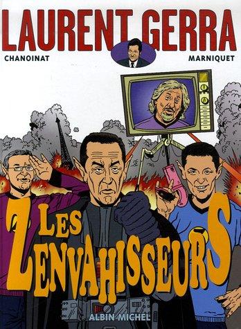 9782226144454: Les Zenvahisseurs