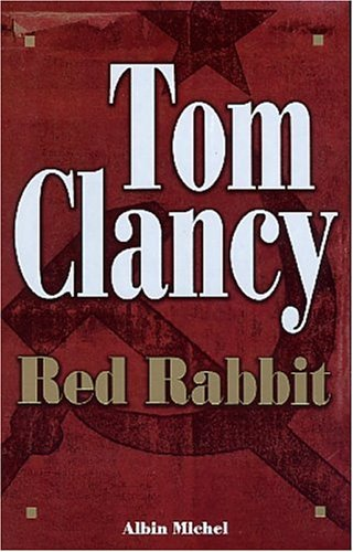RED RABBIT-COFF.2V. (222614465X) by Tom Clancy