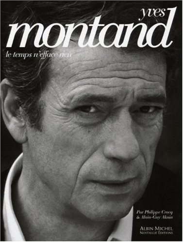 9782226152169: Yves Montand (Musique - Spectacle) (French Edition)