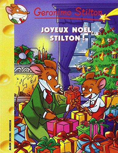 9782226153197: Joyeux Noel, Stilton ! N16 (Geronimo Stilton) (French Edition)