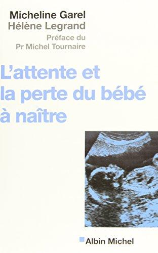 9782226157355: L'attente et la perte du bébé a naître