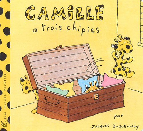 9782226157829: Camille a Trois Chipies (French Edition)