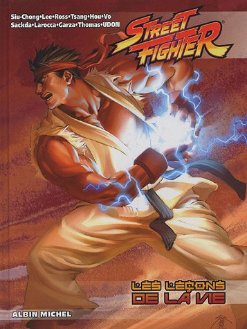 9782226157959: Street Fighter, Tome 4 (French Edition)