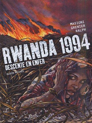 9782226158093: Rwanda 1994 : Descente en enfer