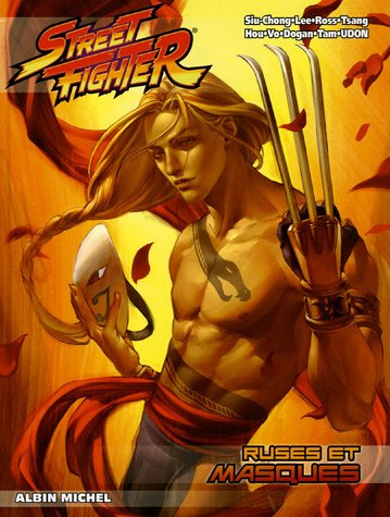 9782226158222: Street Fighter, Tome 5 (French Edition)
