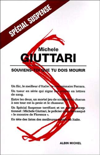 9782226159618: Souviens-Toi Que Tu Dois Mourir (Collections Litterature) (French Edition)
