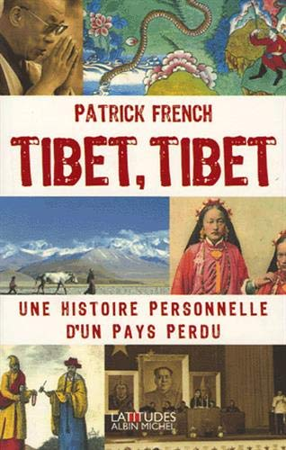 9782226159649: Tibet, Tibet (Collections Litterature) (French Edition)