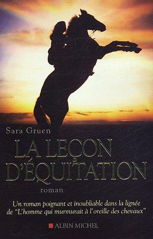9782226159793: Lecon D'Equitation (La) (Romans, Nouvelles, Recits (Domaine Etranger)) (French Edition)