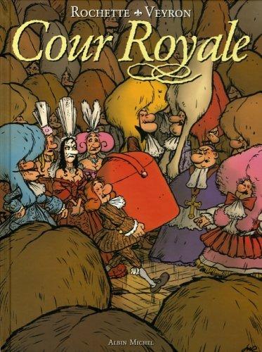 9782226166692: Cour Royale