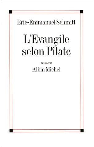 9782226167095: L'Évangile selon Pilate - Grand prix des Lectrices de Elle 2001