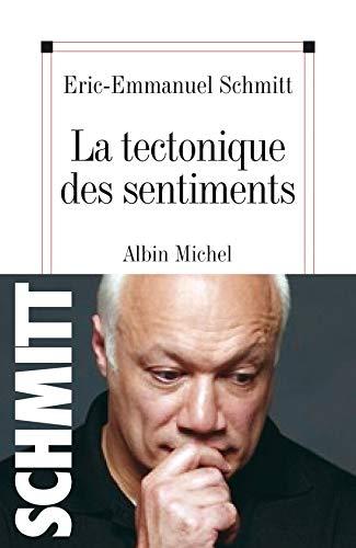 9782226168061: La tectonique des sentiments (Poesie - Theatre)