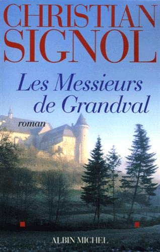 9782226168085: Les Messieurs de Grandval