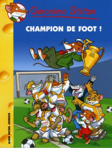 9782226172006: Champion de Foot N28 (French Edition)