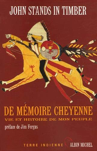 9782226172242: de Memoire Cheyenne (Collections Litterature) (French Edition)