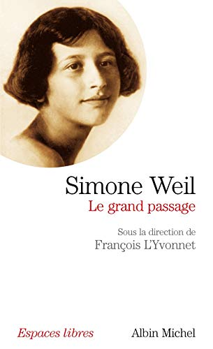 9782226172976: Simone Weil (Collections Spiritualites) (French Edition)