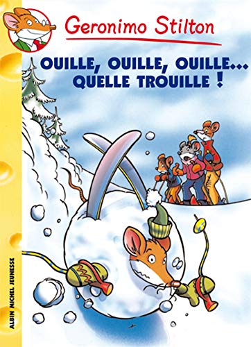 9782226174130: Ouille Ouille Ouille Quelle Trouille ! N33 (French Edition)