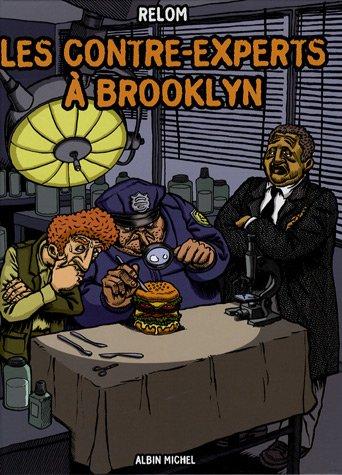 9782226177339: Les contre-experts à Brooklyn