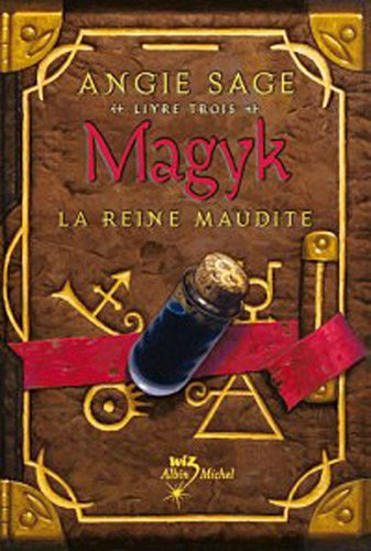 9782226177896: Magyk, Tome 3 : La Reine maudite