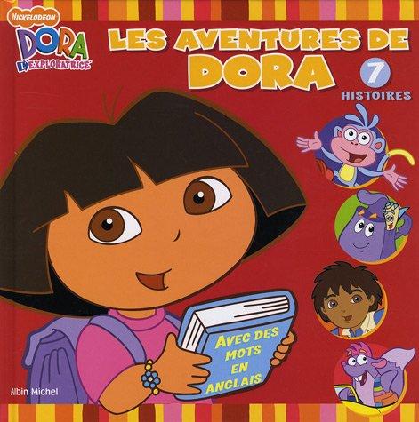 9782226178978: Dora l'exploratrice : Les aventures de Dora