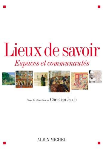 9782226179043: Lieux de Savoir - Tome 1 (Sciences - Sciences Humaines)