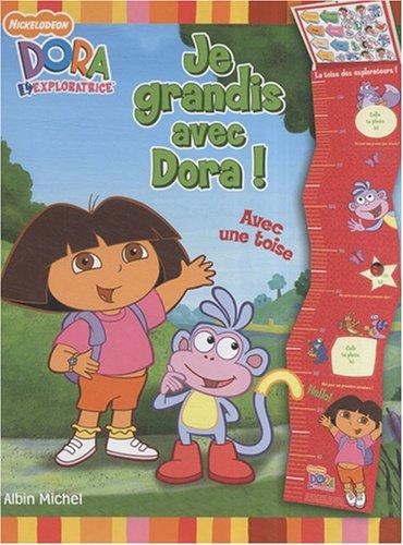 Je grandis avec Dora ! (French Edition): Lise Boëll