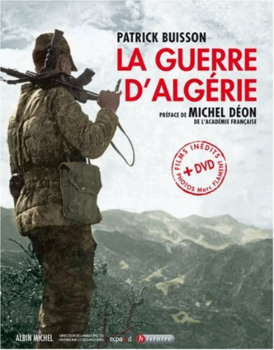 9782226181756: Guerre D'Algerie (La) (Photos) (French Edition)