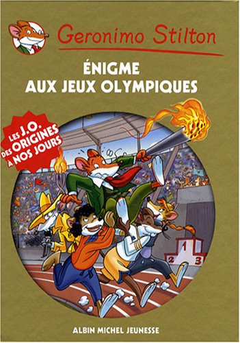 9782226183279: Enigme Aux Jeux Olympiques (French Edition)