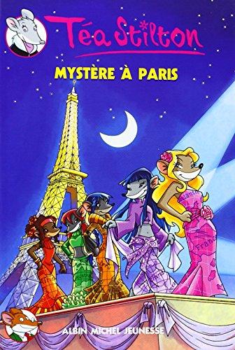9782226183378: Mystere a paris n4 (Geronimo Stilton: Thea Stilton)