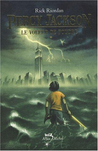 9782226186072: Percy Jackson, Tome 1 : Le Voleur de foudre