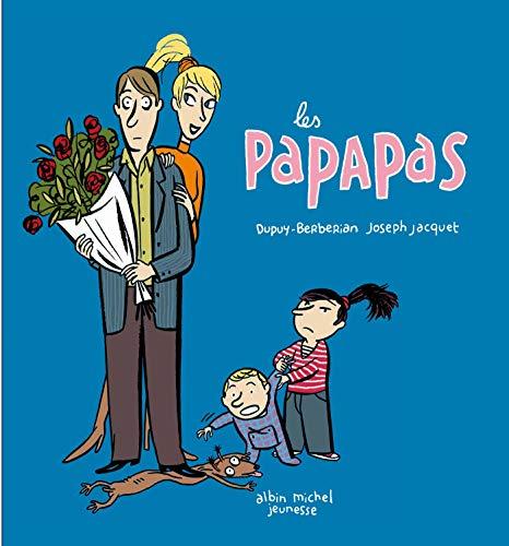 9782226186188: Les papapas (French Edition)