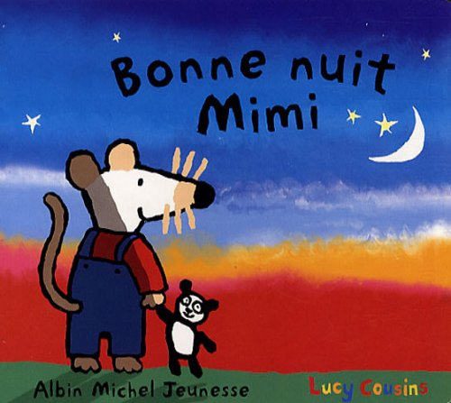 9782226186386: Bonne Nuit Mimi -Avec Peluche- (English and French Edition)
