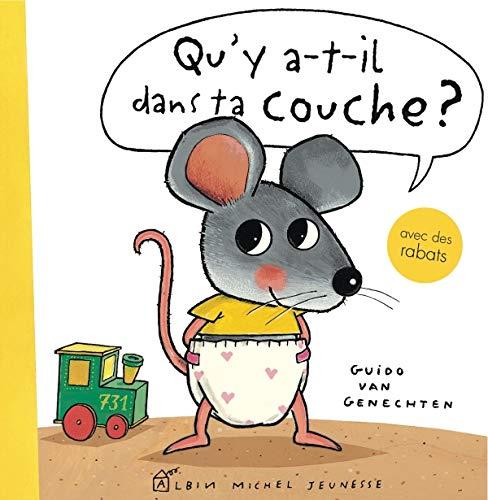 9782226186393: Qu'y a-t-il dans ta couche ? (French Edition)